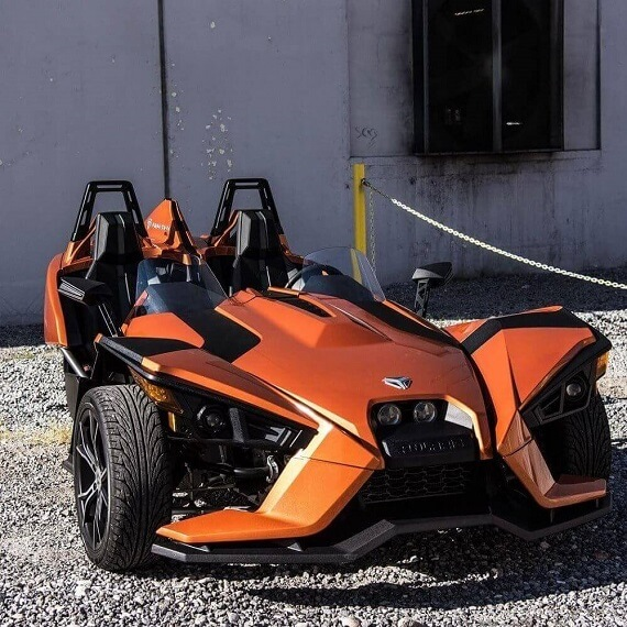Miami Polaris Slingshot