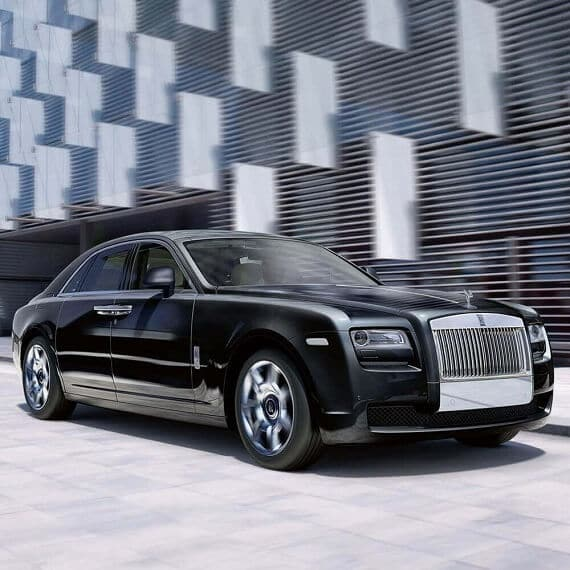 Rolls Royce Ghost Miami