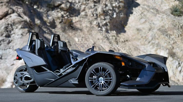 polaris slingshot miami